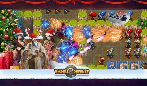 Empire Defense II-Android