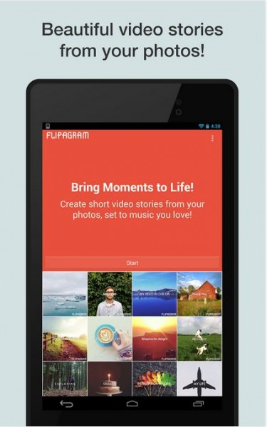 Flipagram-Android
