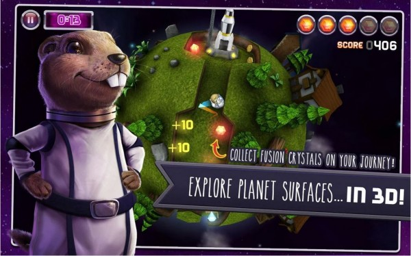 Gopher Launch-android