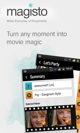Magisto-Android