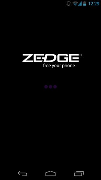 Zedge-Android