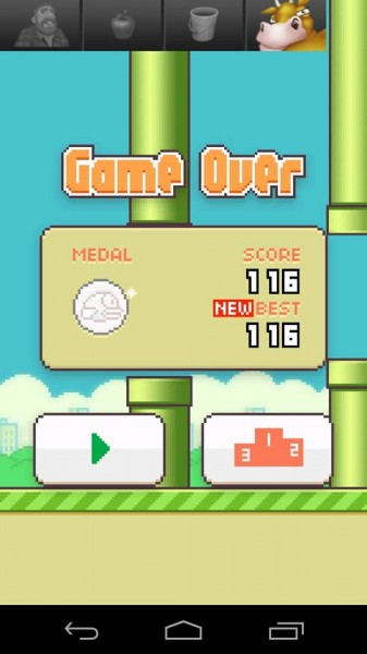 FlappyBird-Android