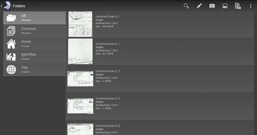 [Mobile Doc Scanner] Screenshot 1