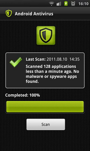 AntivirusForAndroid-Android