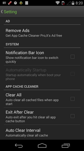 AppCasheCleaner-ANdroid