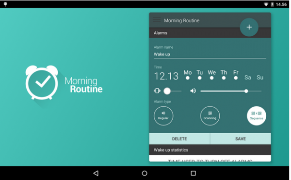 MorningRoutine-Android