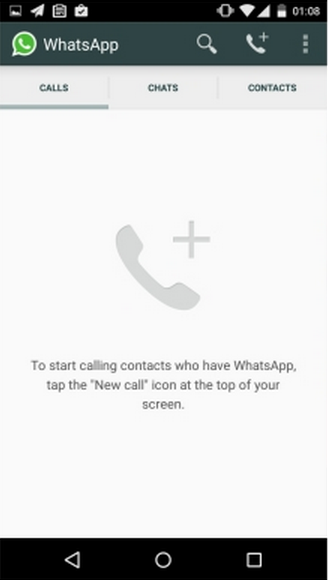 WhatsAppCall-Android