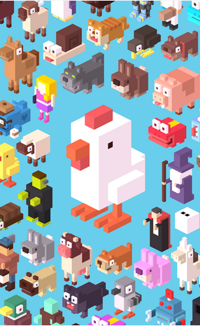 Crossy Road-android