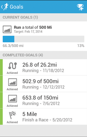RunKeeper-Android