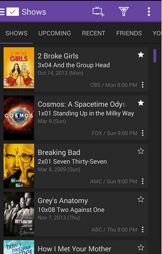 SeriesGuide-Android