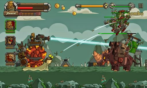 Snail Battles Android