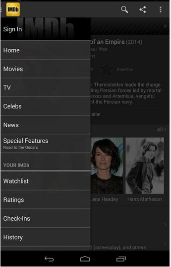 imdb-Android
