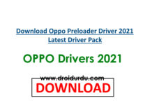 download oppo preloader driver