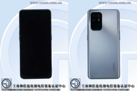 The OPPO Reno line of smartphones will soon receive another replenishment - the yet unannounced Reno5 Lite 5G model has been certified in the database of the Chinese regulator TENAA. In addition to the technical characteristics of the gadget, the department also published official photos showing the features of its design.