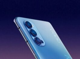 OPPO Reno5 Lite 5G Design & Specifications